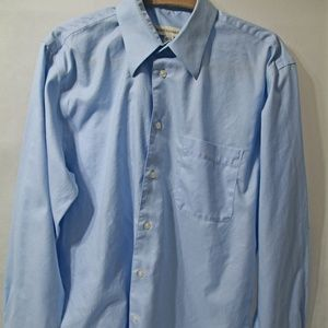 Pronto Uomo Blue L/S Dress Shirt